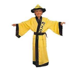 Карнавален костюм - Китайче