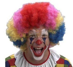 Перука Клоун 2