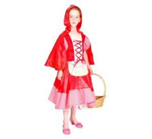 Карнавален костюм - Червената шапчица
