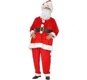 Карнавален костюм - Дядо Коледа