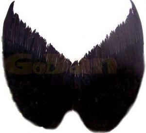 Карнавален аксесоар - Крила - Паднал ангел