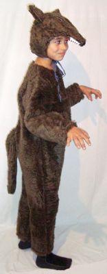 Карнавален костюм - Вълк