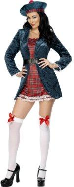 Карнавален костюм - Секси Шотландка