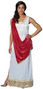 Карнавален костюм - Римска императрица