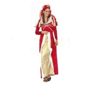 Карнавален костюм - Ренесансова дама-воалетка
