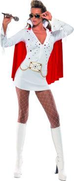 Карнавален костюм - Секси Elvis Viva Las Vegas