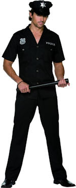Карнавален костюм - Полицай