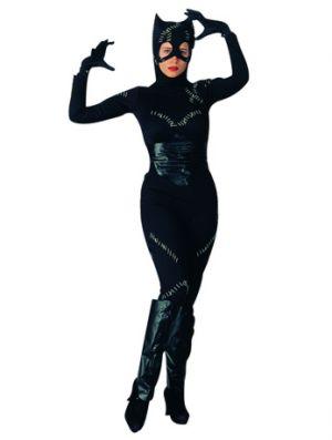 Карнавален костюм - Жена котка