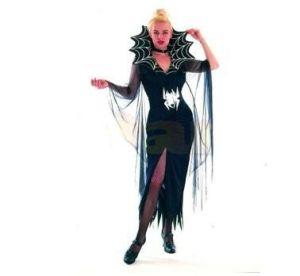 Карнавален костюм - Жена паяк