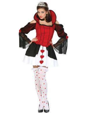 Карнавален костюм - Кралица на сърцата 2