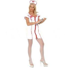 Карнавален костюм - Секси медицинска сестра