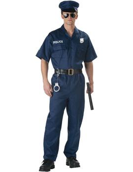 Карнавален костюм - Полицай 2