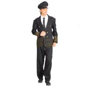 Карнавален костюм - Пилот