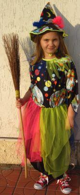 Карнавален костюм -хелоинка