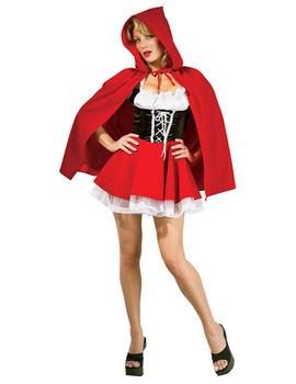 Карнавален костюм Червена шапчица