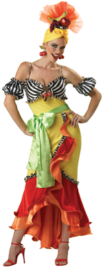 Карнавален костюм Ча-Ча-Ча танцьорка