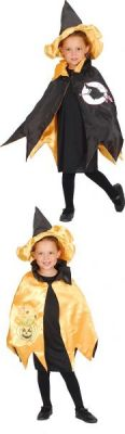 Карнавален костюм Вещица - две лица