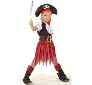 Карнавален костюм - Пиратка