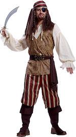 Карнавален костюм - Пират - Бунтовник
