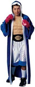 Карнавален костюм - Боксьор