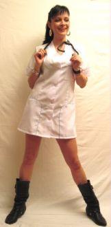 Карнавален костюм - Секси докторка