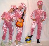 Карнавален костюм - Трите прасенца