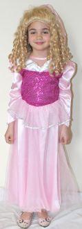 Принцеса - розова блестяща