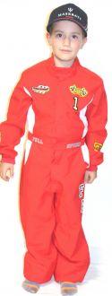 Карнавален кстюм - Момче Формула 1